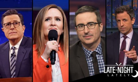 Trump at 100 Days: How Each Late-Night Host Has Covered (and Mocked) the President