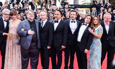 Guillermo del Toro, Alejandro Inarritu and More Toast Cannes' 70th Anniversary With Impromptu Serenade