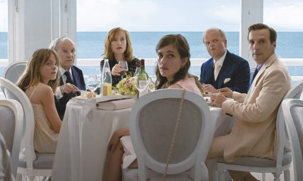 'Happy End': Film Review | Cannes 2017
