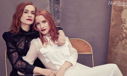 """Jessica Chastain: """"I Was Born as an Actress"""" at Cannes"""