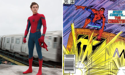 The Definitive List of 'Spider-Man: Homecoming' Easter Eggs